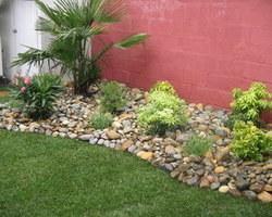 Dupouy Espaces Verts - HONTANX  - Aménagement d'un patio